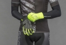 Gants Hiver GripGrab Ride Waterproof Jaune Fluo