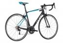 Vélo de Route Cube Attain GTC Pro Shimano 105 11V 2018 Noir / Bleu