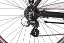 VTC KS Cycling Norfolk Shimano Altus 8V Noir