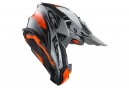 Casque Kenny Trophy Noir / Orange
