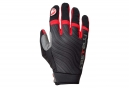 Gants Longs Castelli CW. 6.0 Cross Noir Rouge
