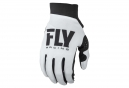 Gants Fly Racing Pro Lite Femme Blanc/Noir