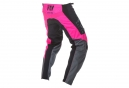 Fly Racing F-16 Kid Pants Neon Pink/Black/Grey