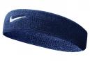 Bandeau éponge Nike Swoosh Bleu