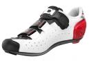 Chaussures Route Sidi Genius 7 Noir / Blanc / Rouge
