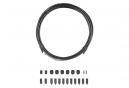 Juego de cables / carcasas Pro Shift de Bontrager 4 mm
