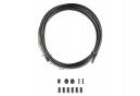Juego de cables / carcasas de freno Bontrager Elite 5mm negro