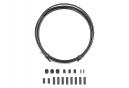 Juego de cables / carcasas Elite Shift de Bontrager 4mm Noir