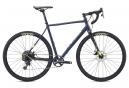 Fuji Jari 1.3 Gravel Bike Sram Apex 11S 2019 Satin Navy Blue