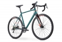 Gravel Bike Fuji Jari 1.5 Shimano Tiagra 10V 2019 Bleu / Rouge / Vert