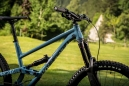 MTB Doble Suspensión Commencal Clash Origin 27.5'' Bleu 2019