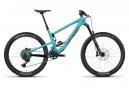 Vélo Tout-Suspendu Santa Cruz Bronson 3 C Carbone 27.5'' Sram GX Eagle 12V Bleu 2019