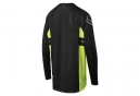 Fox Flexair Long Sleeves Jersey Gelb Schwarz
