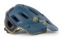 Casque All Mountain Met Roam Bleu Beige Mat