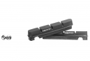 x2 Cartouches de Patins de Frein Neatt pour Shimano Dura Ace / Ultegra / 105 (Jantes Aluminium)
