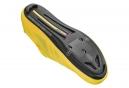 Par de zapatillas de carretera MAVIC Cosmic SL Ultimate amarillo negro