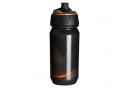 Bidon Tacx Shanti Smoke Noir Orange 500 ml