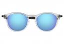 Gafas Oakley Pitchman R white blue Prizm Sapphire