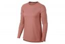 Nike Tailwind Women's Long Sleeves Jersey Pink