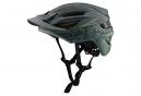 Troy Lee Designs A2 Decoy Mips MTB Helmet Black Flight Green Matte