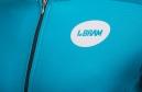 Maillot Manches Courtes LeBram Allos Pétrole Bleu (2 poches+Zip) Coupe Ajustée