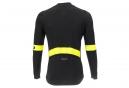 Oakley LS Jersey Thermal Black / Hi-Viz Yellow