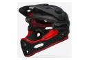 Bell Super 3R MIPS Helm Schwarz / Rot