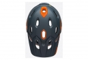 Casco Bell Super DH Mips con removedor extraíble mate / brillante pizarra / naranja