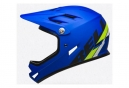 Casco Integral Bell Sanction Bleu / Vert