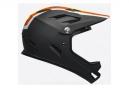 Casque Integral Bell Sanction Noir/Jaune/Orange 2019