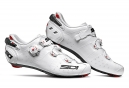 Chaussures Route Sidi Wire 2 Carbon Blanc
