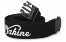 Ceinture Dakine Reach Belt Black Grip