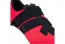 Zapatillas de carretera Fizik Tempo Powerstrap R5 Coral / Negro