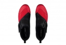 Fizik Transiro Powerstrap R4 Triathlon Shoes Black / Red