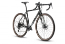 Gravel Bike Bombtrack Hook 2 Sram Rival 1 11V 2019 Noir / Gris