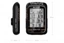 BRYTON Compteur GPS RIDER 450H + Herzensensor