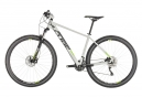 VTT Semi Rigide 2019 Cube Attention 27.5'' Shimano Deore 10V Gris / Vert