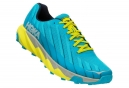 Chaussures de Trail Hoka One One Torrent Bleu / Jaune