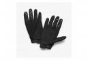 Paire De Gants 100% Airmatic Noir Argent