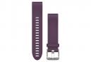 Garmin QuickFit 20 mm Silicone Wristband Amethyst Purple