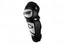 Leatt 3.0 EXT Knee Shin Guards White Black