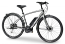 Bicicleta Ciudad Eléctrica Trek Verve+ 700 Gris / Blanc