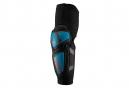 Leatt Contour Elbow Guards Fuel Black