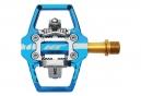 Aerozine Auto T1 Titane Pedal Marine Blue