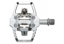 HT Clipless Pedals T1 SX Silver