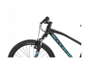 Mondraker Kids MTB Leader 24 8s Black / Blue / Red 2019