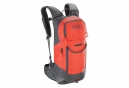 Evoc FR Lite Race 10L Rucksack Carbon Grau Orange