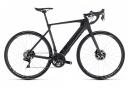 Cube Electric Road Bike Agree Hybrid C:62 SLT / Shimano Dura Ace Di2 11s / Black 2018