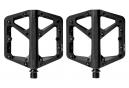 Paire de Pédales Plates Crankbrothers STAMP 1 Noir