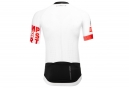 COMPRESSPORT Jersey CYCLING ON/OFF White Red Black